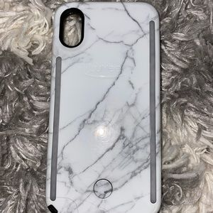 Lumee iPhone X case